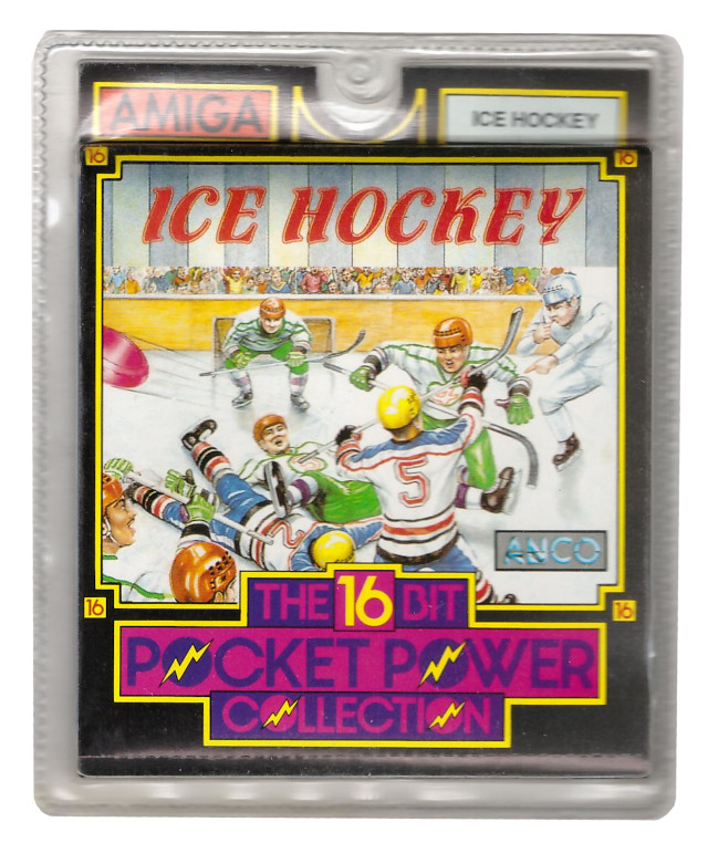 The 16 Bit Pocket Power Collection Ice Hockey