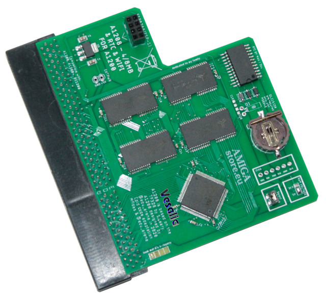 Memory Expansion 8 MB for Amiga 1200