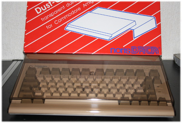 Dust Cover for Amiga 600