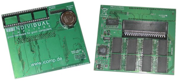A603 Memory Expansion for Amiga 600