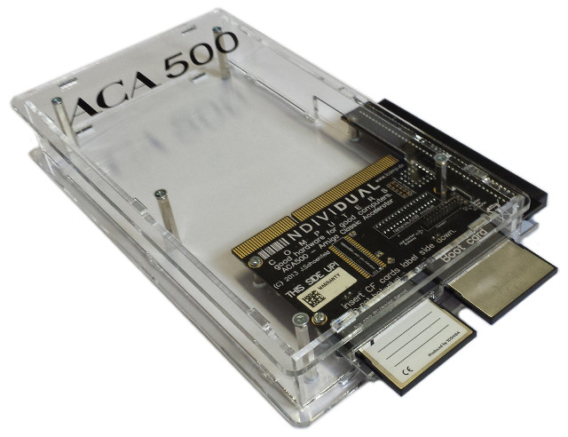Enclosure for ACA-500