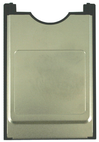 PCMCIA Card Reader Compact Flash I