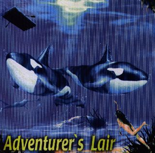 Adventurer's Lair CD-ROM