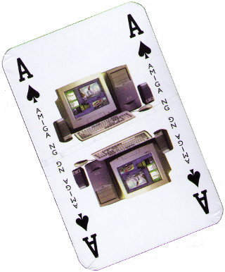 Amiga Card Deck