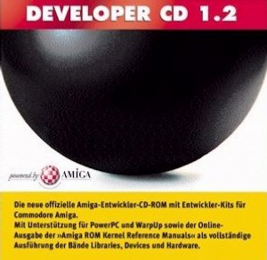 Amiga Developer CD 1.2