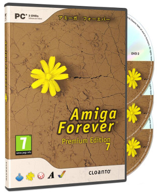 how to play an amiga cd32 game with amiga forever