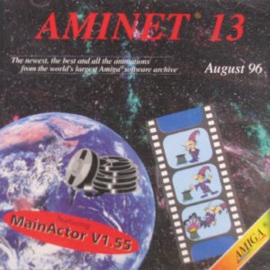 Aminet 13 (August 1996)