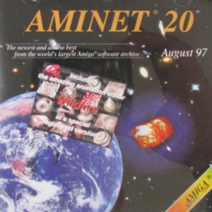 Aminet 20 (August 1997)