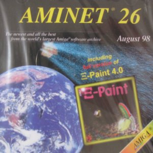 Aminet 26 (August 1998)