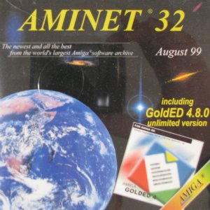 Aminet 32 (August 1999)