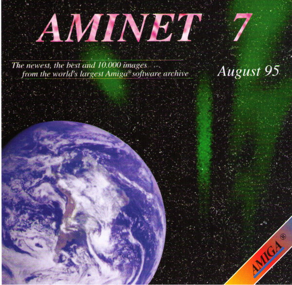 Aminet 7 (August 1995)