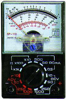 Mini-Multimeter AMM-2000