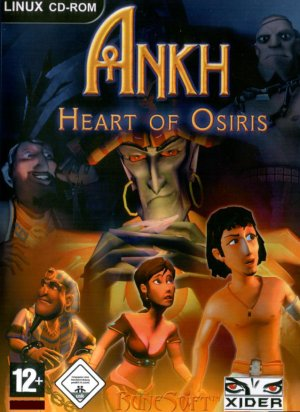 Ankh II - Heart of Osiris Linux