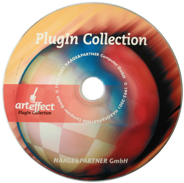 ArtEffect Plugin Collection CD