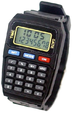 AT-259 Watch w/ Calculator