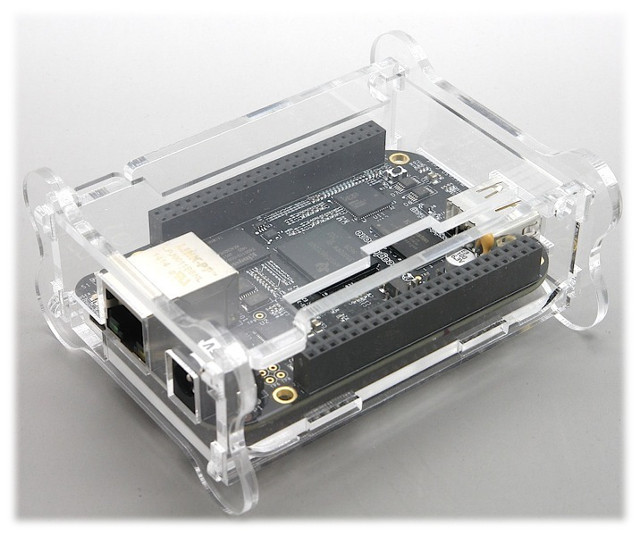 AVC BeagleBone Black Acrylic Case