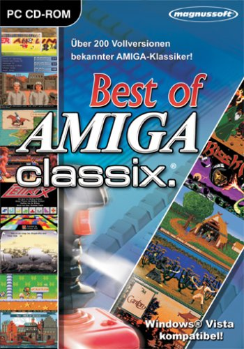 best of amiga classix amiga games collection for windows best