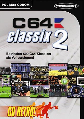 Vesalia Online - C64 ClassiX 2 CD-ROM
