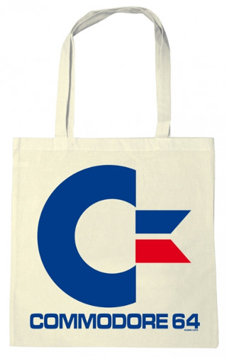Cotton Bag C64