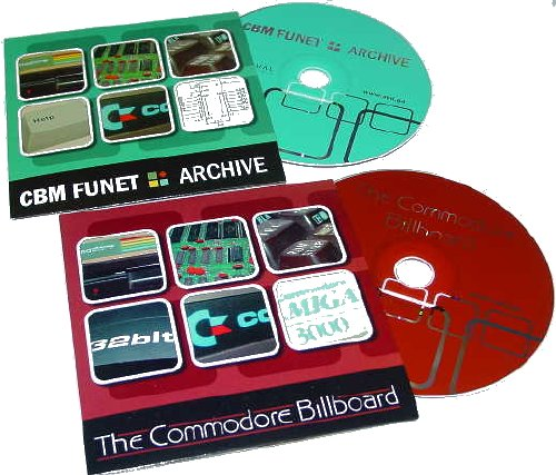 Commodore Billboard Doppel-CD