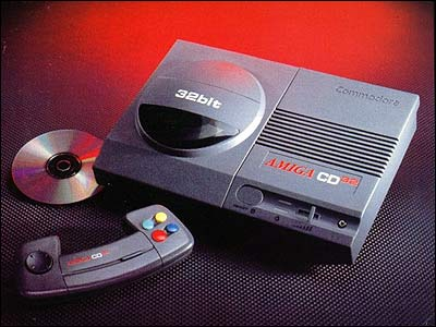 Commodore-Amiga CD32