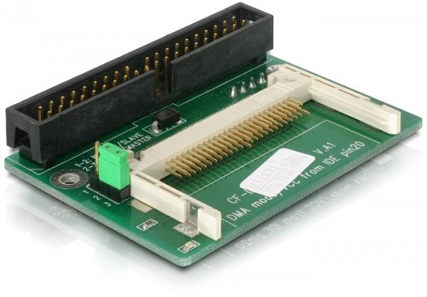 "Adapter IDE 3.5"" to Compact Flash, L-Shape"