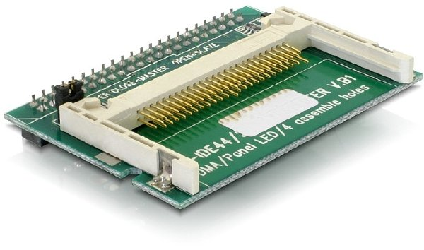 CF Adapter IDE 44-pol. > CF