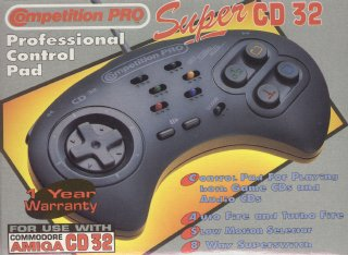 Competition Joypad Super CD32