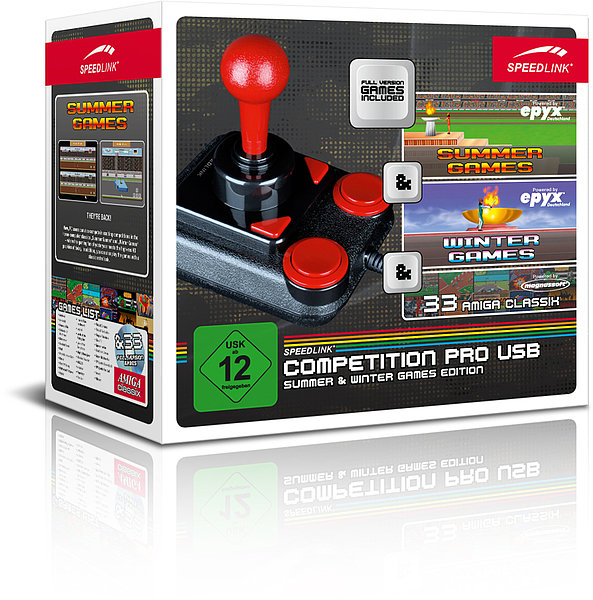 Competition PRO USB Summer & Winter Games Edition