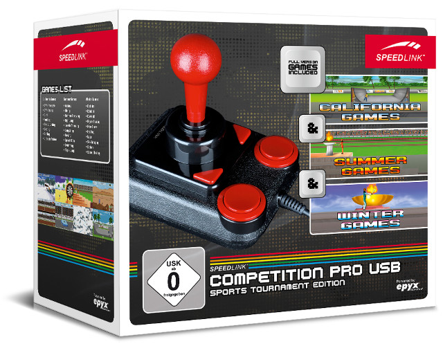 Competition PRO USB Sports Tournament Edition