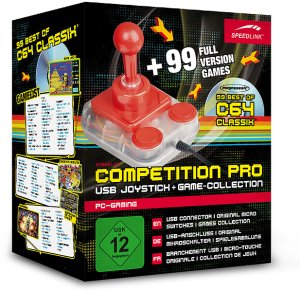 Competition Pro USB Box