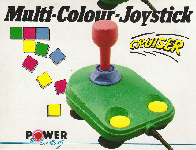 Cruiser Multi Colour Joystick