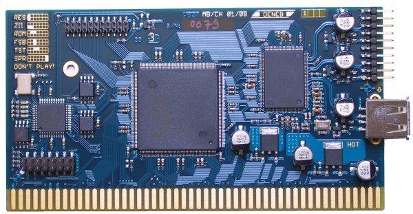 Vesalia Online - Deneb USB Controller for Amiga