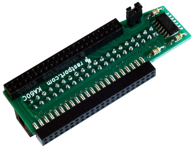 Dual port IDE Adapter for SD2IDE Converter