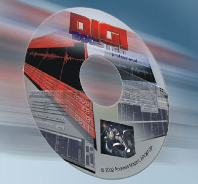 DigiBooster Pro CD-ROM