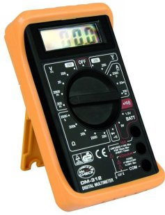 Digital Multimeter McCheck DM-312