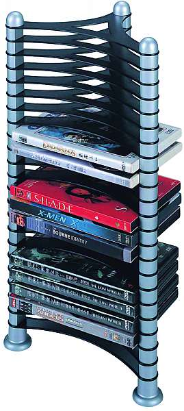 DVD-Tower