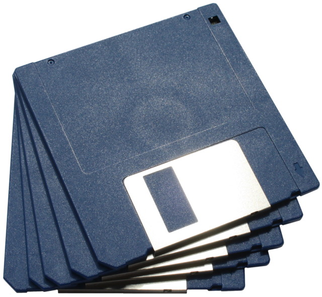 Floppy Disks DS/DD
