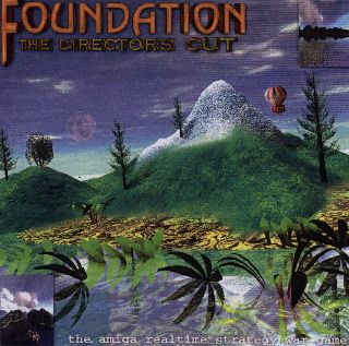 Foundation DC Cover