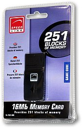 GameCube Memory Card 16 MB