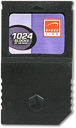 GameCube Memory Card 64 MB