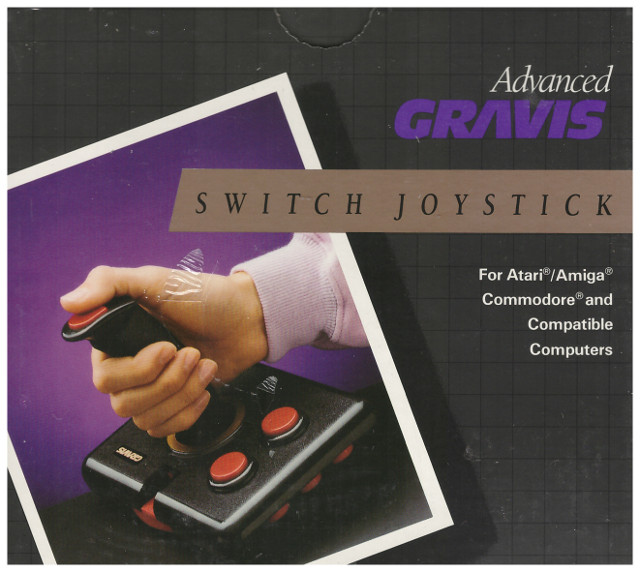 Advanced Gravis Switch Joystick
