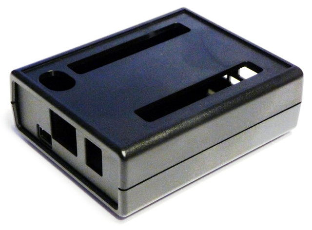 Hammond Enclosure for BeagleBone Black, black