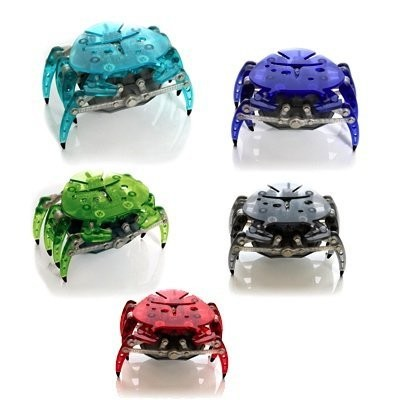 Hexbug Crab in several colours