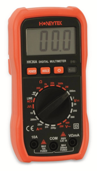 Digital-Multimeter Honeytek HK36A