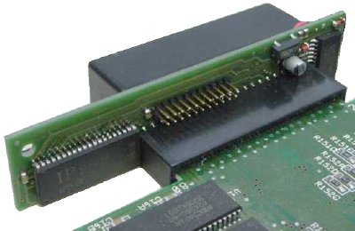 1 MB RAM Expansion for Amiga 600