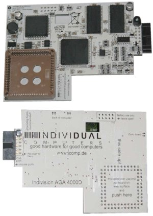 Indivision AGA 4000D (Prototyp)