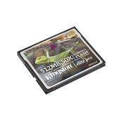 Kingston Compact Flash Card 512 MB Elite Pro
