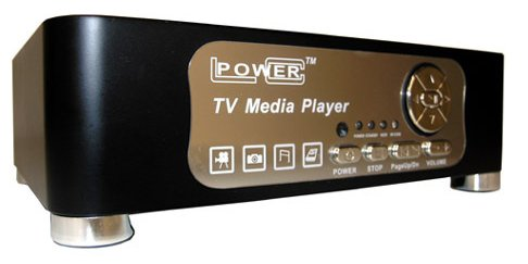 LC-POWER Media Player EH-35B MPS