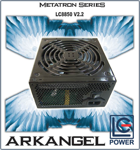 LC-Power LC8850